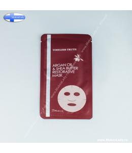 Восстанавливающая маска с Аргановым Маслом и Маслом Ши<br/>Argan Oil & Shea Butter Restorative Mask